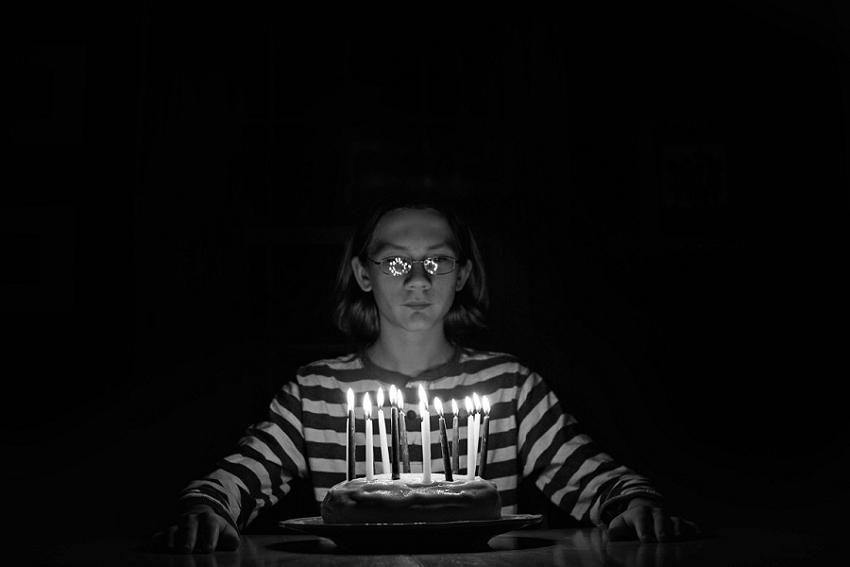 Caleb Birthday and OSV