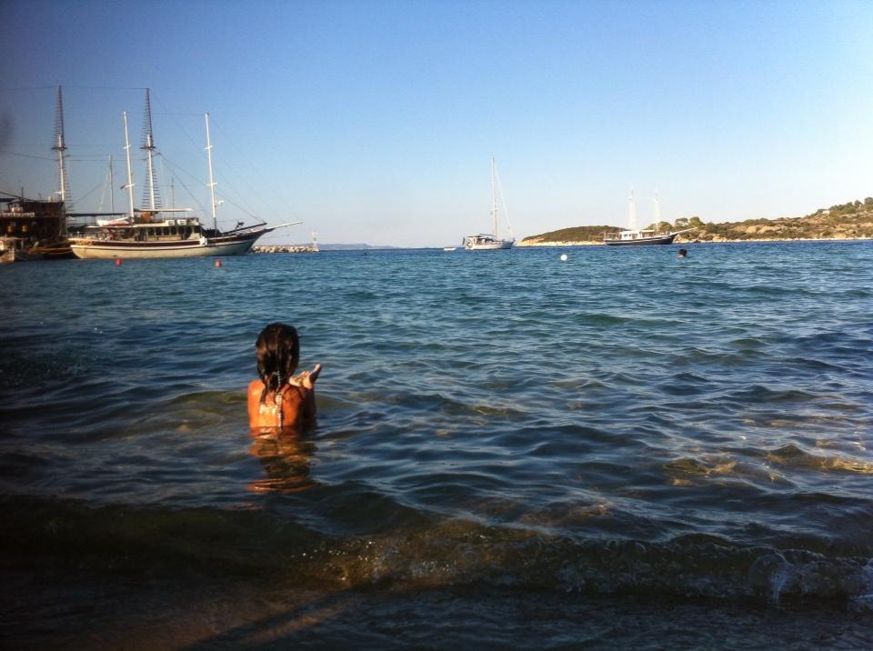 Efipanagoula_Last breath of summer_Ormos Panagias Greece