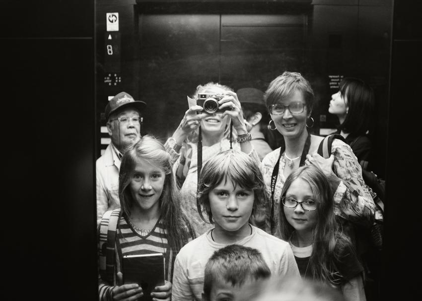 Deb-Schwedhelm-Tokyo Museum Elevator-Japan-wk45