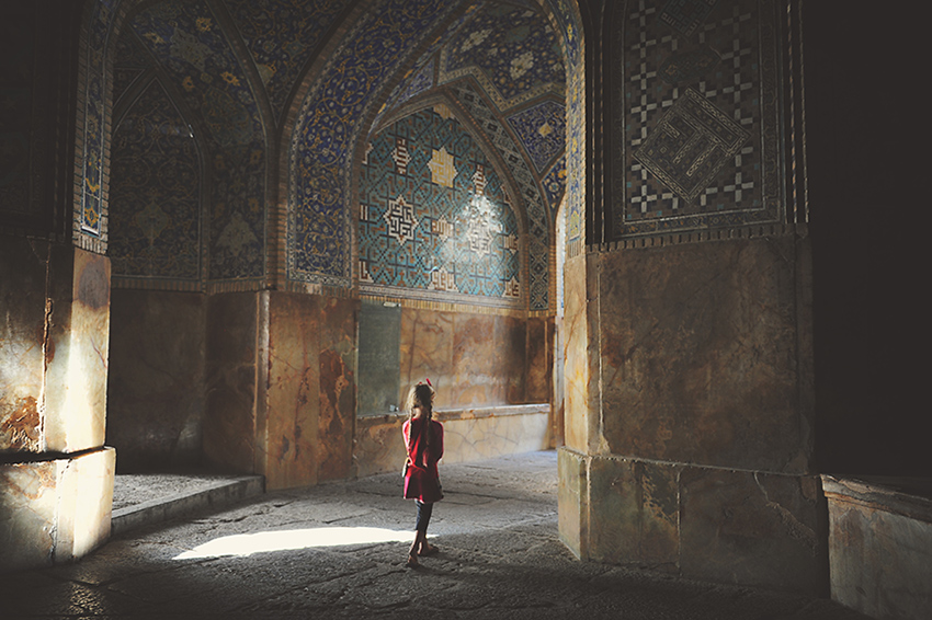 WYWH-Kirsty-Larmour-Week-45-exploring-the-mosque-Eshfahan-Iran