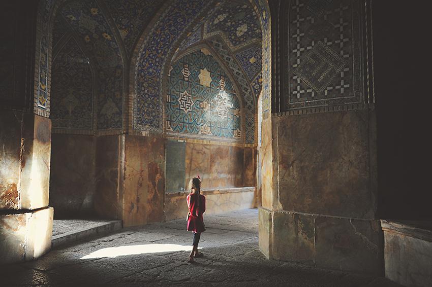 WYWH-Kirsty-Larmour-Week-45-exploring-the-mosque-Eshfahan-Iran