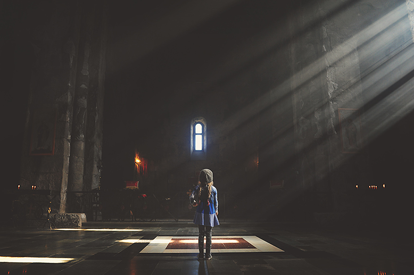 WYWH-Kirsty-Larmour-Week-46-church-light-Tatev-Armenia