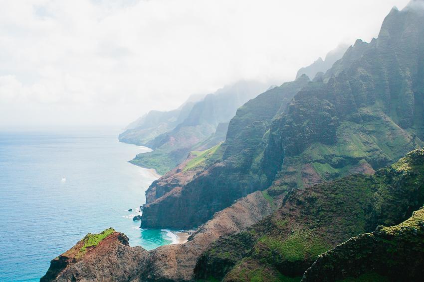 WYWH_tinahunter_Na Pali Coast, Hawaii
