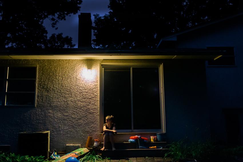 Waiting for Fireflies, Ohio