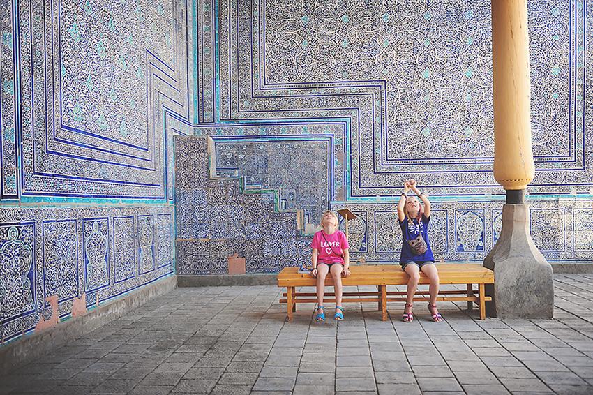 9_Kirsty Larmour Week 27_look up_Khiva_Uzbekistan