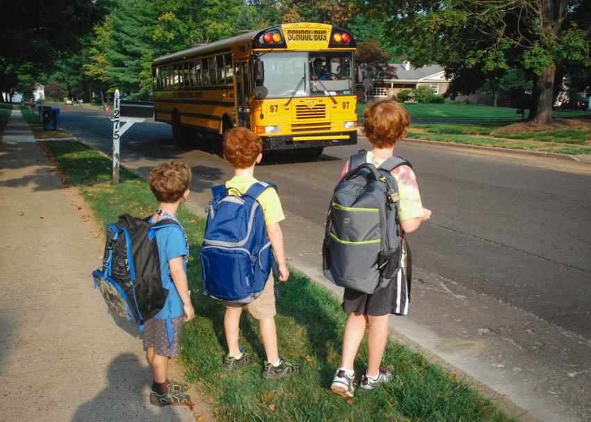 13-Jenc, Off They Go, Pennsylvania