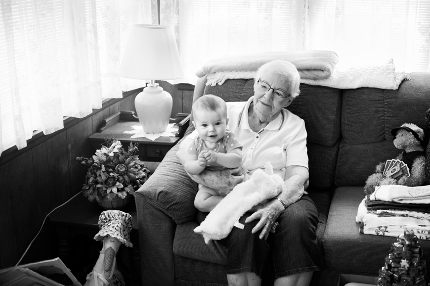 35beckyventeicher_one of her 40 great grandchildren_Illinois