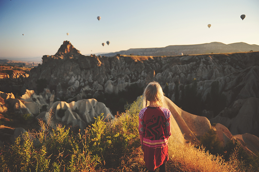 Kirsty Larmour Week 34_balloon magic_cappadocia_Turkey