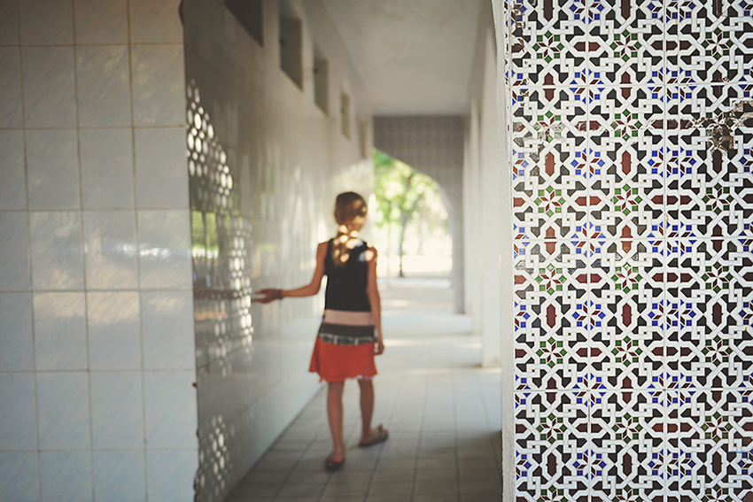 Kirsty Larmour Week 46_pretty patterns and public toilets_Abu Dhabi