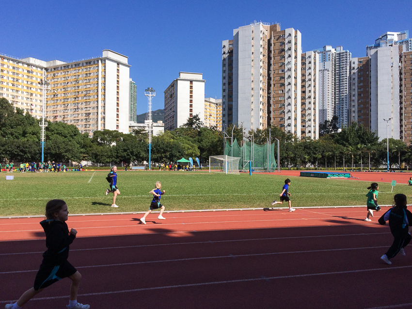 nicolaberry_Sports Day_Hong Kong
