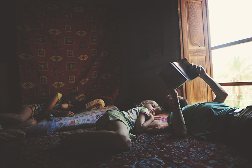 Kirsty Larmour_afternoon stories_Garmeh_Iran