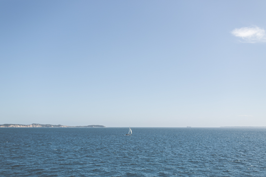 Queenscliff to Sorrento Ferry, passing Port Phillip Heads-Australia-Megan-Gardner-Wk5