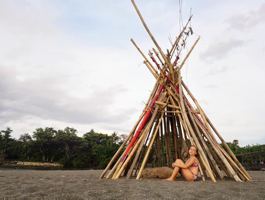Rowe Timson_Teepee adventures_Bali