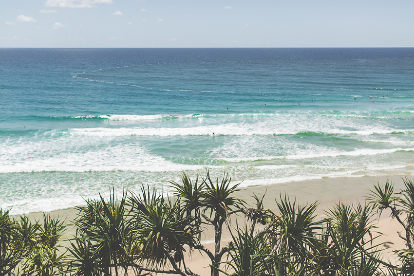 Megan Gardner Week 11 - Tropical Dreaming - Coolangatta, Australia