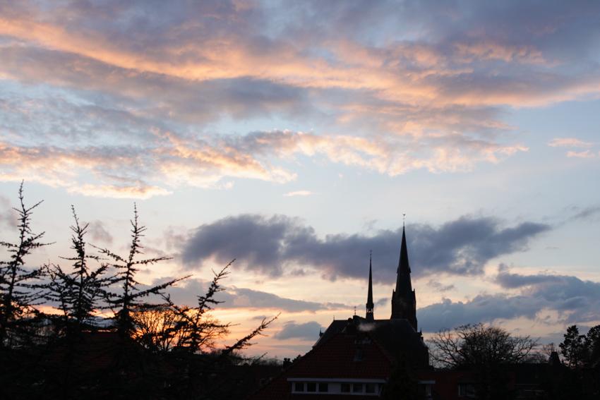 kristinejarosz14_ View atSunset_Wassenaar_Netherlands