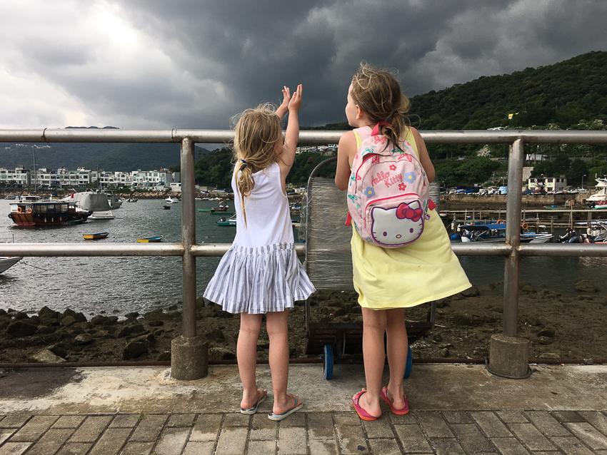 nicolaberry_Thunder Clap_Pak Sha Wan Pier, Hong Kong