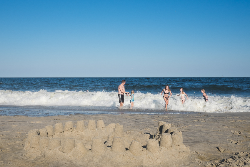 nicolaberry_Sandcastles & Surf, Sea Girt, New Jersey