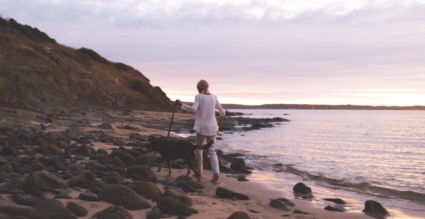 WYWH-Beach Walk at dusk-San Remo, Australia-Megan-Gardner-Wk2