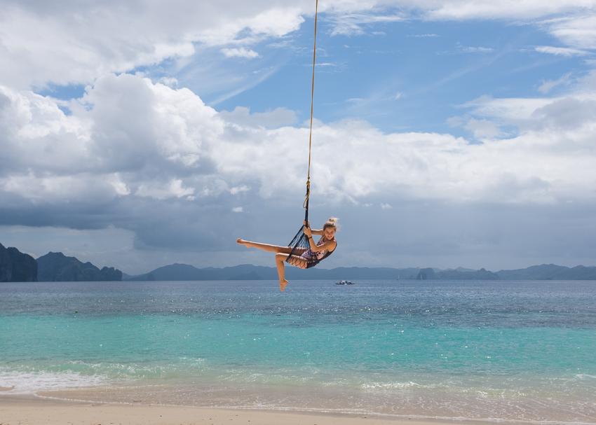Deb Schwedhelm_Beach Swing_Phillipines