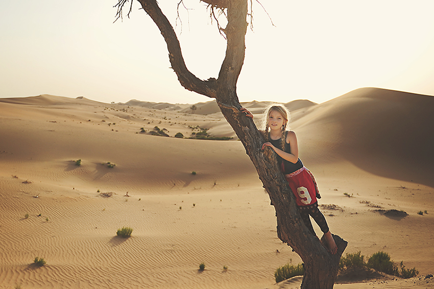 Kirsty Larmour her tree-Abu Dhabi_week 09