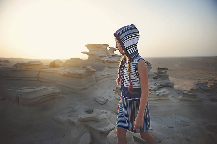 Kirsty Larmour_the fossil desert_Abu Dhabi_Week 17