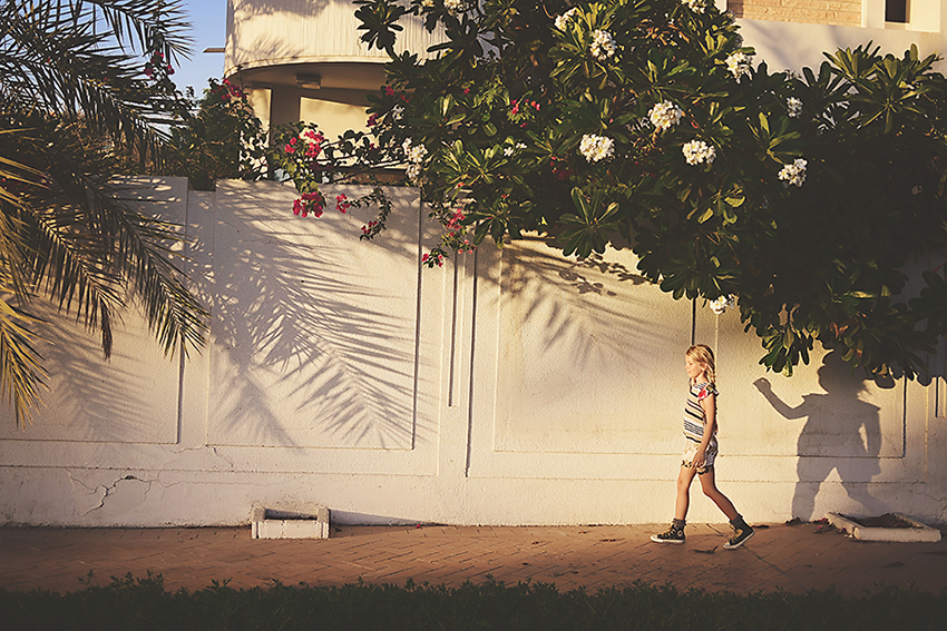 Kirsty Larmour_evening strolls_Abu Dhabi_week 22