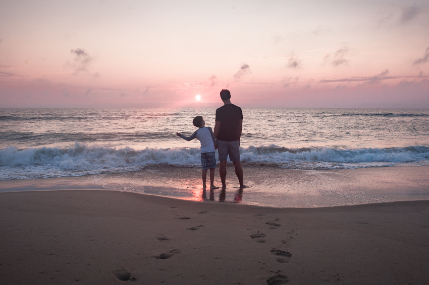 37beckyventeicher_morning conversation, Sandbridge Beach, Virginia