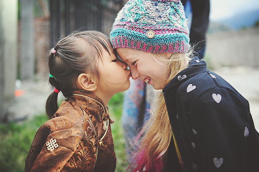 Kirsty Larmour_beautiful friends_Tibet_week 38
