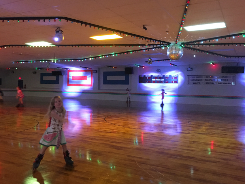 nicolaberry_9 a.m. Roller Disco_Florham Park_New Jersey