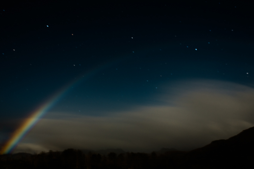 breanna peterson. moonbows exist. alaska