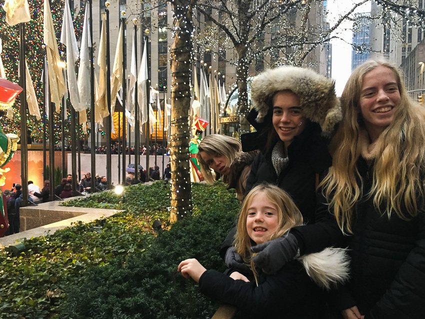 nicolaberry_Christmas Sightseeing_Rockefeller Center_New York