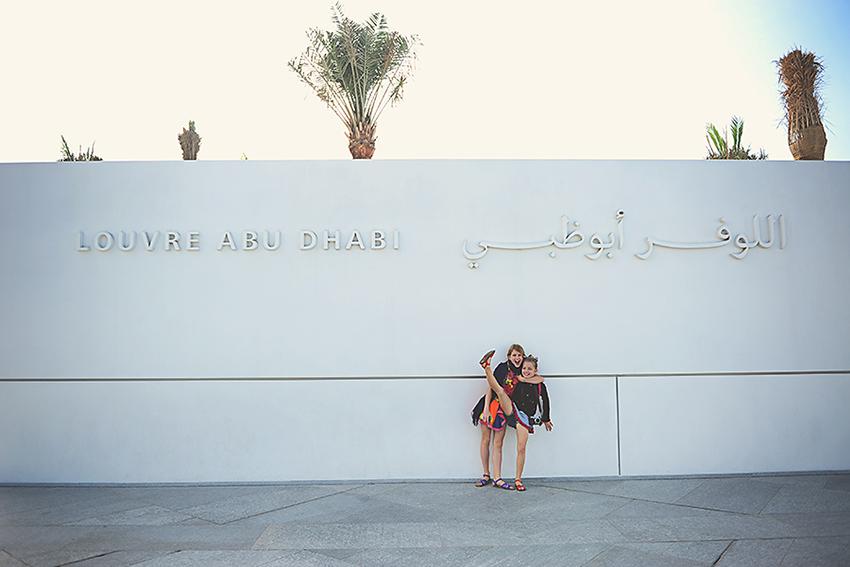 Kirsty Larmour_serious about art_Abu Dhabi_Week05